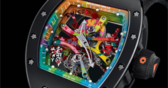 RICHARD MILLE RM 68-01 Tourbillon Cyril Kongo