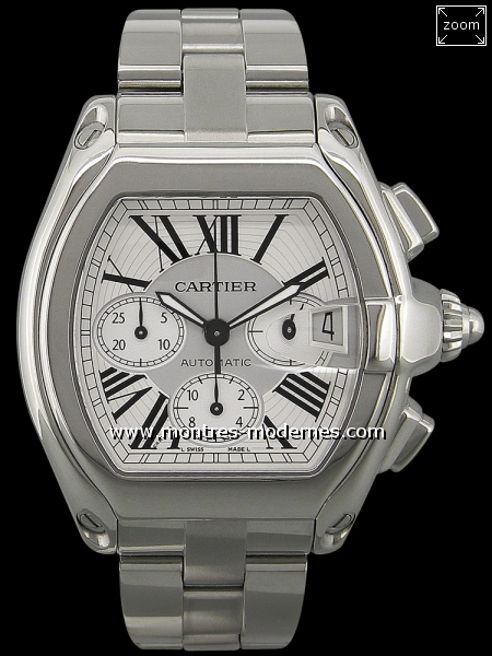 Cartier Roadster Chronographe - Image 1