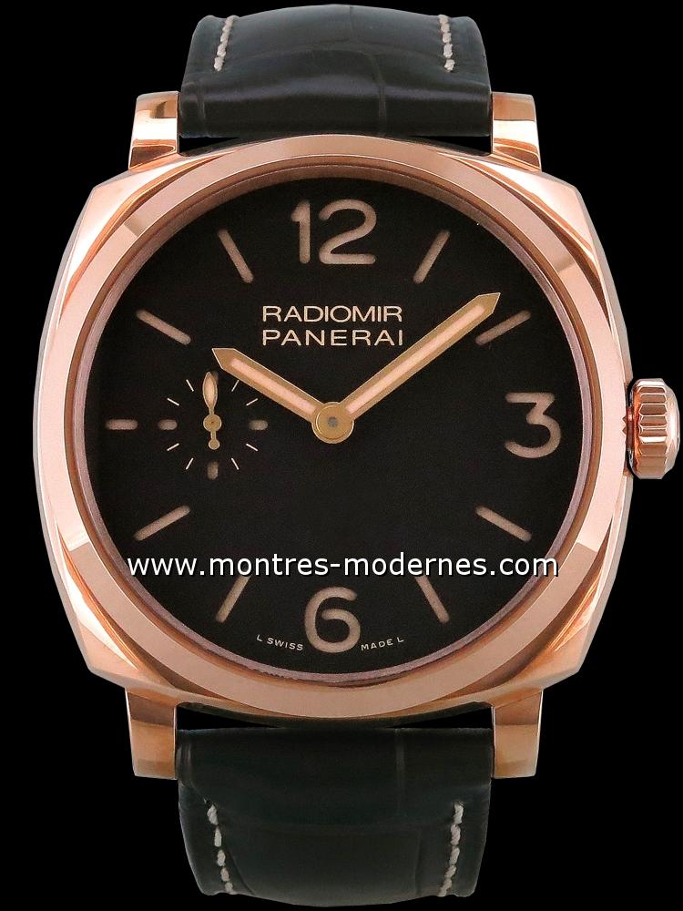 photos de montres panerai radiomir mmc montres radiomir. Black Bedroom Furniture Sets. Home Design Ideas