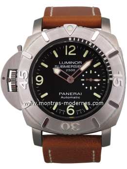 Panerai - Luminor Submersible Chronopassion PAM00358 100ex
